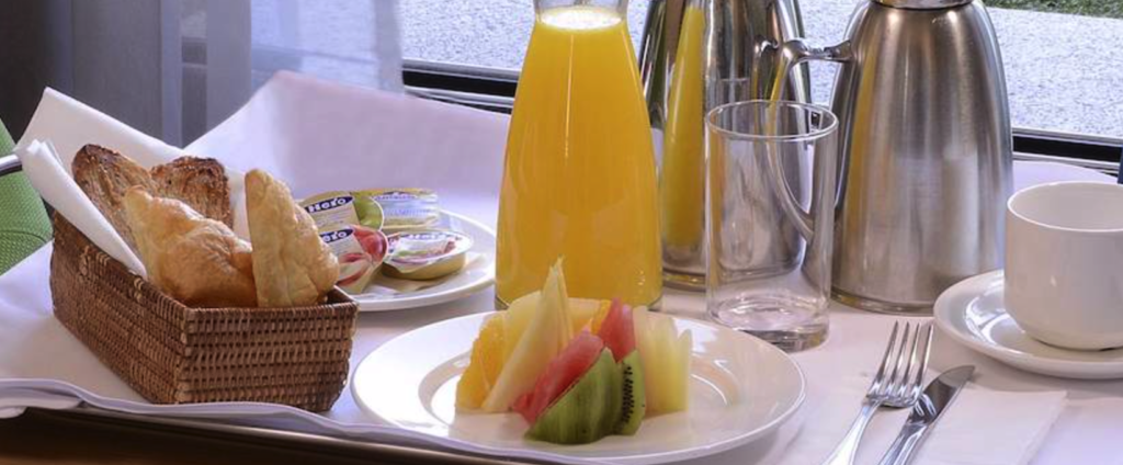 breakfast hotel haarhuis